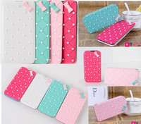 Wholesale Luxury D Bling jewelry Hard Case Cover Cellphone Skin For APPLE IPHONE inch