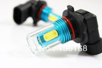 Wholesale 1W SMD V CAR LED HB4 FOG LIGHTS BULB L E D PURE WHITE LAMPS W COVER