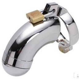 Metal chastity Cock Cage Metal Rings, steel Men Chastity Belt Cock cage for couples