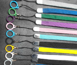 silicone Lanyard ego necklace ego silicone lanyard ego necklace ring silicone ego lanyard necklace with silicone ring for ego evod ecig