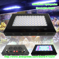 Wholesale dimmable Led coral reef aquarium light W for aquarium tank lighting with W Epistar chip led high quality Dropshipping
