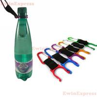 50 х кемпинга Карабин бутылки воды пряжка крюк держатель клипа ремешок для кемпинга Туризм инструменты выживания Путешествия