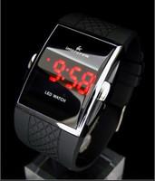 Wholesale Relogio Hotel Male Female Sports raw quartz watches luxury fashion brands LED silicone watch digital watch