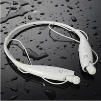 Cheap For Apple iPhone Bluetooth sport Best Bluetooth Headset Double channel with noise reduction iphone samsuag htc