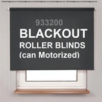 Wholesale 1piece cm X100cm Window blackout roller blinds manual control