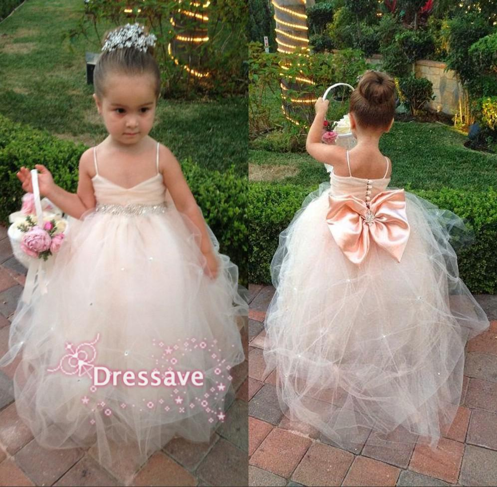 Kids Flower Girl Dresses