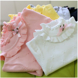 Wholesale New Hot Children Sweater Children Outerwear Baby Kids Cardigan for GiRLS Coats and Jackets for children