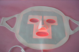 Wholesale Dr Lumen Red LED Facial Mask Tightening Our Skin Restraining Acne Eliminating Wrinkles