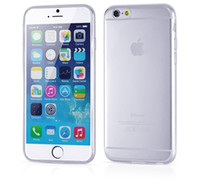 Wholesale Thin mm Crystal Clear Soft TPU case cover For iphone s s iphone iphone plus Galaxy s3 i9300 s4 i9500 s5 i9600