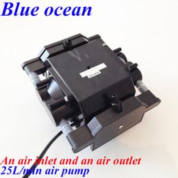 Wholesale BO AP AC220V AC110V L min air pump Air compressor Pneumatic equipment Massage chair pneumatic fittings Aquatic oxygenation