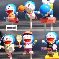 Wholesale Premium gift Viking Games Dora A Dream Doraemon doll doll ornaments hand to do a full