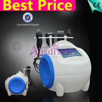 CE bipolar rf - Christmas Promotion K ultrasonic liposuction cavitation SIXPOLAR BODY RF Tripolar FACE Bipolar Radio frequency skin care beauty machine