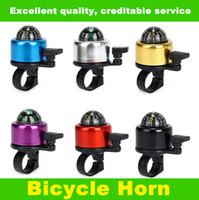 Wholesale Bicycle Bell Alarm Horn Compass bell bicycle bell bicycle horn mini bell bicycle accessories riding