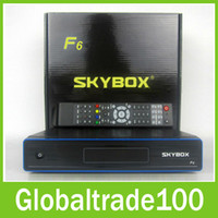 Wholesale Skybox F6 HD Satellite Receiver Support Youtube Youporn Cccam Weather Forecast Openbox