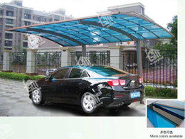 Wholesale 2015 New G MORE High Grade DIY Aluminum Carport Easy Assembly Hot Sale Years Warranty
