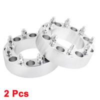 Wholesale 2 Wheel Spacers Adapters x6 quot Lug quot Thickness for Ford F250 F350