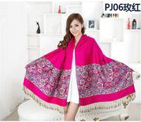 Wholesale Fashion Shawl Keep Women Warm scarf Beautiful Pashmina Scarf Fashion Wraps X304301 sf