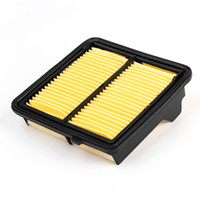 air filter frames - 17220 RB0 Black Plastic Frame Yellow Cleaner Engine Air Filter