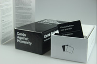 Wholesale Cards Against Humanity of Game Basic Edition Cards white cards and black cards