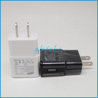 Wholesale High Quality EU US USB Wall Home Charger Full V A For Sumsang Smart Phone