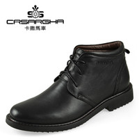 Wholesale Italian Style Fashion Men Genuine Leather footwear Men Oxford Dress Shoes Male Ankle Boots Sapatos Masculinos