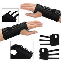Wholesale Breathable Medical Wrist Support Brace Splint Carpal Tunnel Arthritis Sprain E401