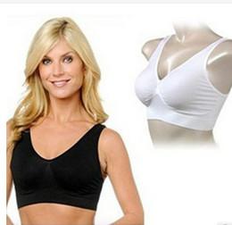 Wholesale New Seamless underwear single small vest ahh bra girls no rims sports bra DHL