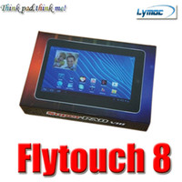 Wholesale 10 inch allwinner A10 Flytouch Android GPS tablet pc Superpad HDMI camera