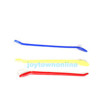 Wholesale Brand New Lovely Grooming Dual End Tooth Brush For Pet Dog Puppy Cat JT