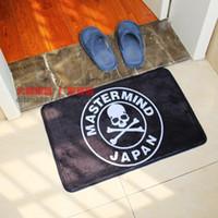 other other other Fashion skull carpet mats bed rug bathroom mmj carpet