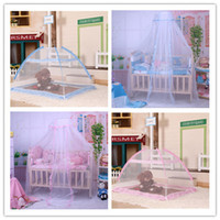 Wholesale Baby Mosquito Net Bed Netting White Children baby anti Mosquito Nets bed canopy insects Mosquito Curtain large