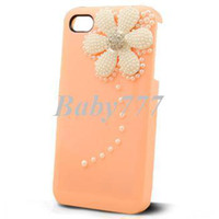 Wholesale candy case cover for iphone4S phone shell tide Daisy Case iphone4S phone shell diamond