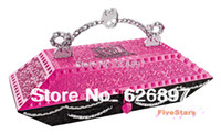 Wholesale Original The Brand Fashion Monster High Create A Monster Design Lab Good Quality Christmas New Year Birthday Gifts