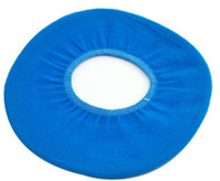Wholesale Hot selling SOFT and COMFORTABLE Toilet Seat Cover Color flocking toilet cover wy0002