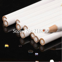 Wholesale NEW Wax Crystal Rhinestones Gem Jewel Pencil Picker Setter Pen Tool for Nail Art DIY