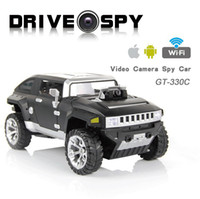big car videos - GT C Electric Spy Video Toys Iphone Wifi Remote Control Car with Camera