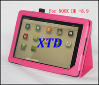 Cheap Folding Folio Case NOOK HD Case Best other NOOK NOOK HD Cover
