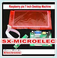 Wholesale Promotion Raspberry PI Accessories Raspberry pie inch Desktop Machine Digital HD Display Package Includes HD Resolution
