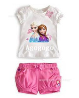 Cheap Girl Clothing Sets Best Spring / Autumn Short Cheap Clothing Sets