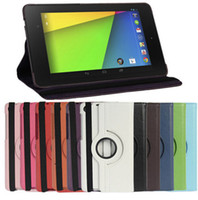 Wholesale Details about For ASUS Google Nexus nd Tablet PU Leather Protective Case Stand Cover