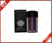Wholesale Fashion Sexy Makeup Pigments Glitter Make up Pigment Eyeshadow Powder g Color Fuchsia Mini Sizes Kit