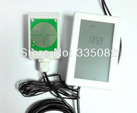 Wholesale New quot touch screen blue backlight Snow Melting Controller de icing heating thermostat for Electric hydronic heating system