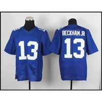 custom american football jerseys - Football Jerseys Royal Blue Elite Odell Beckham American Football Player Jersey Top Quality Custom Football Jerseys Cheap Football Shirt