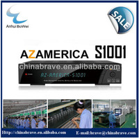 Wholesale Original satellite Receptor Azamerica S1001 Full HD receiver