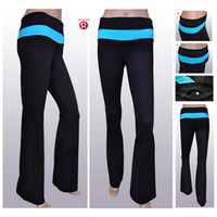 Wholesale Yoga Pants for Women Lululemon Pants Lulu lemon Pants New High stretch Womans Trousers Striped Yoga Clothing Dance Trousers in Size XS XL