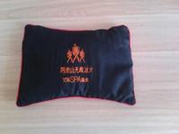 Wholesale Alishan Haiyan Ai salt packet coarse salt moxa moxa salt bags purses health hot pack hot rock salt bags