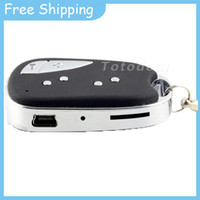 Wholesale New Mini Camcorders Car Key Chain Camera DVR Video Recorder hidden HD video with voice