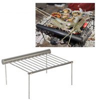 Cheap Alocs Camping Portable Charcoal Grill for Outdoor Barbecue Picnic BBQ CF-PG01