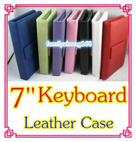 Wholesale SH Leather Case with Micro USB Interface Keyboard for inch MID Tablet PC DD9