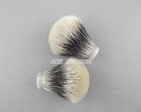 Wholesale 2 Pieces Of Finest Badger Hair Shaving Brush Knot Size mm